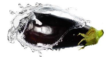agua de berenjena