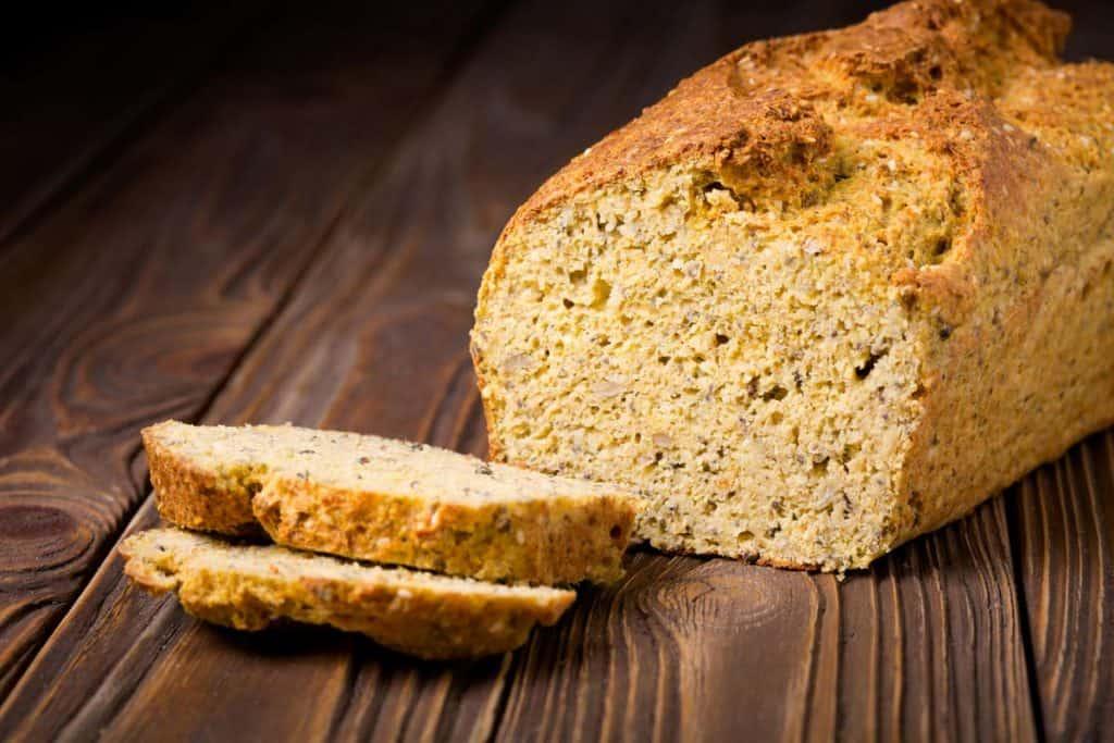 receta pan de chia
