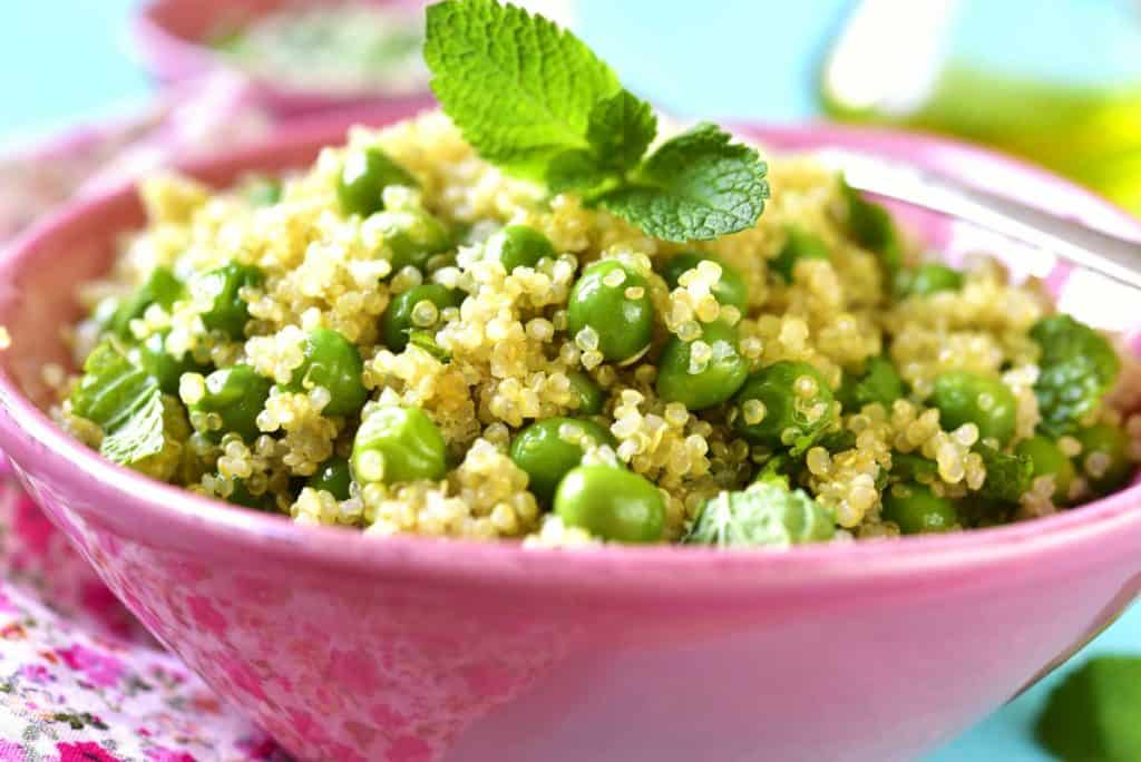 preparar quinoa