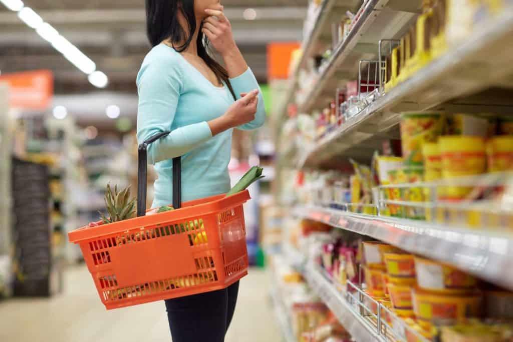 alimentos a comprar para pasar la cuarentena por Coronavirus