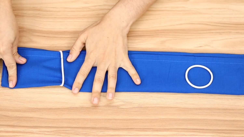colocar bandas elasticas