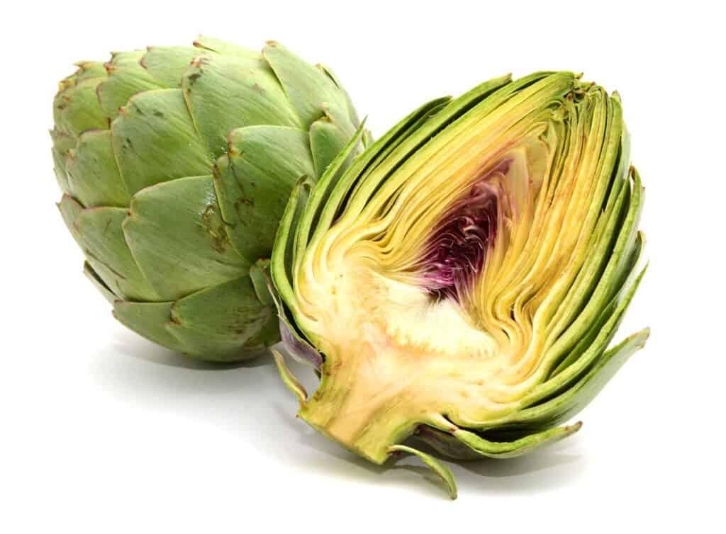 propiedades medicinales de las alcachofas